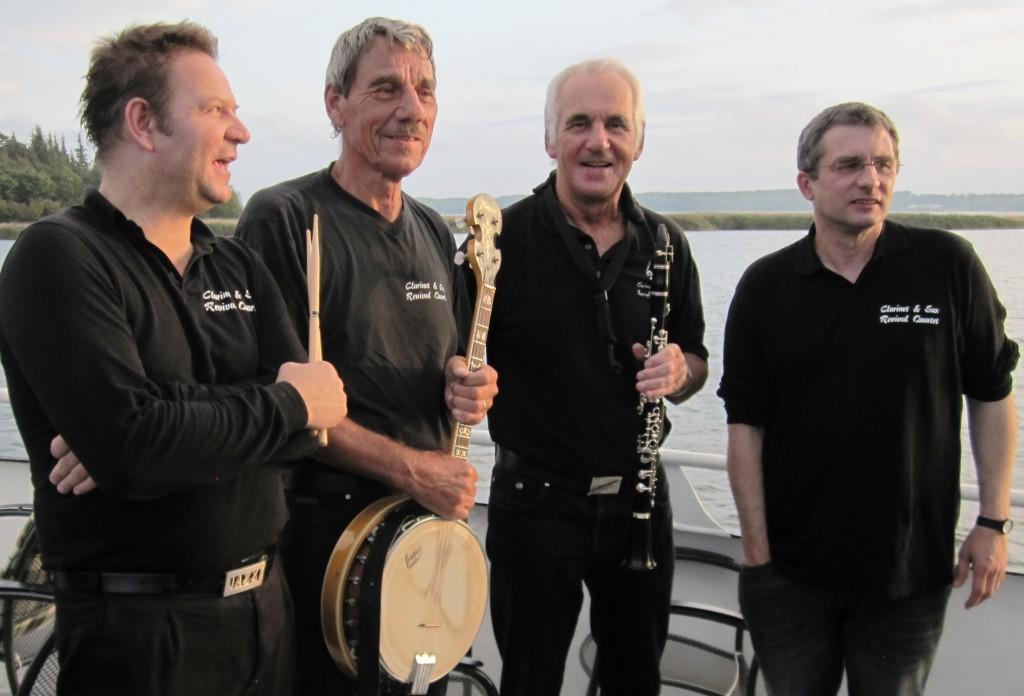 Das Clarinet & Sax Revival Quartett