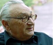 Portrait von Egon Bahr